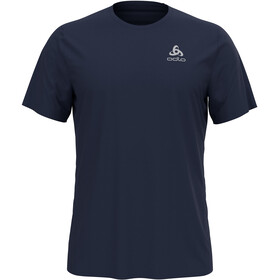 Odlo Essential Light T-Shirt S/S Crew Neck Men, diving navy